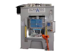 Motorenteil Presse, Alphatec GmbH, Presse Modernisierung